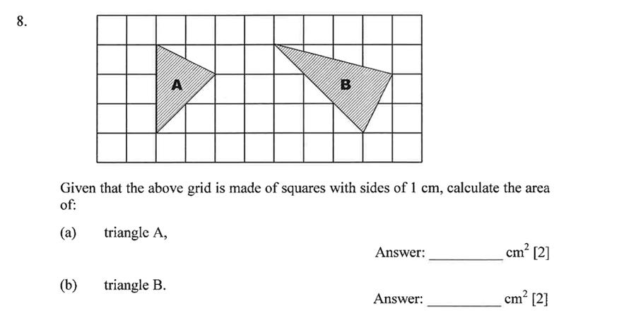 Dulwich College - Year 9 Maths Specimen Paper B Question 11