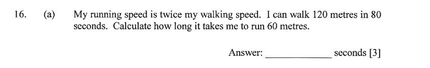 Dulwich College - Year 9 Maths Specimen Paper C Question 24