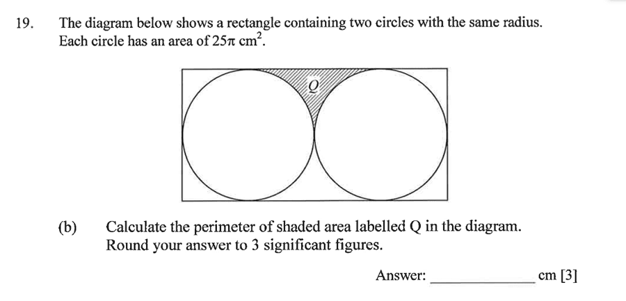 Dulwich College - Year 9 Maths Specimen Paper C Question 30