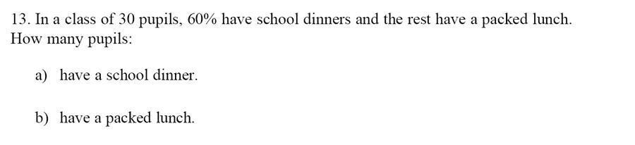 Emanuel School - 13 Plus Maths Sample Paper Question 13