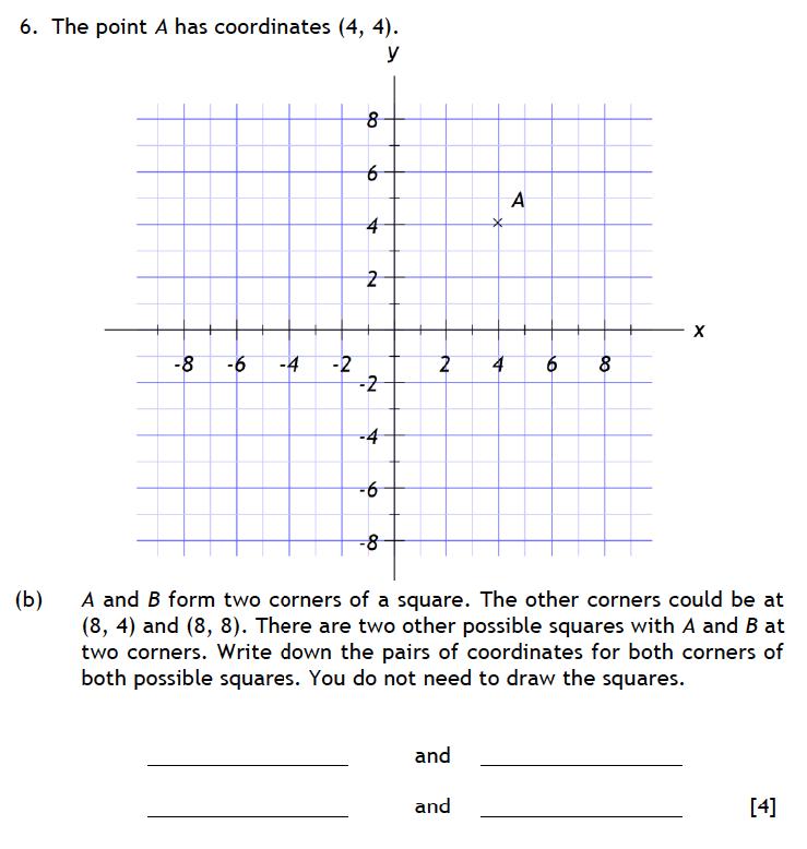 Haberdashers' Aske's Boys' School (HABS) - 13 Plus Maths Entrance Exam 2015 Question 07