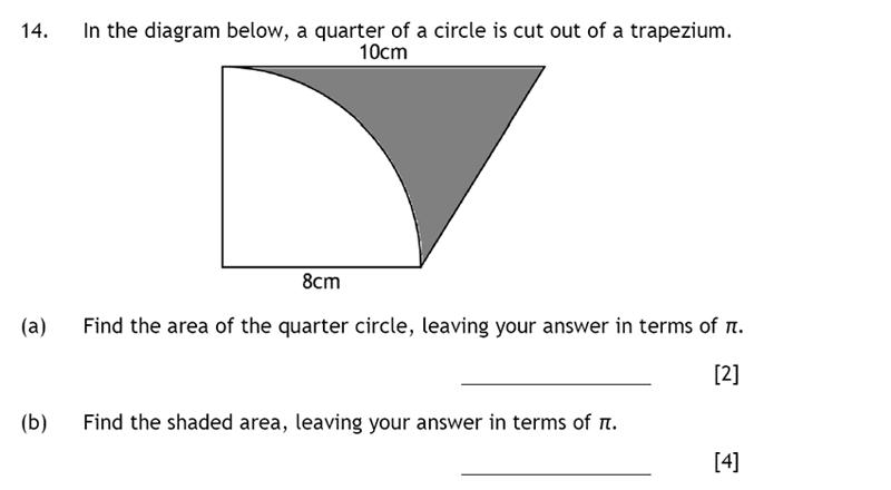 Haberdashers' Aske's Boys' School (HABS) - 13 Plus Maths Question 24