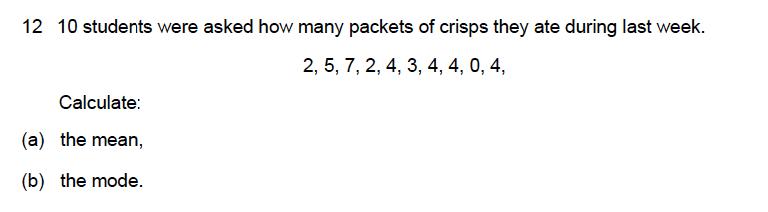 Kent College - 13 Plus Maths Sample Paper Question 12