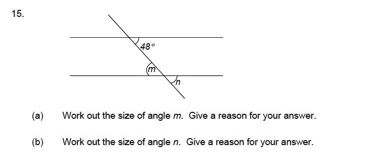 Kent College - 13 Plus Maths Sample Paper Question 15