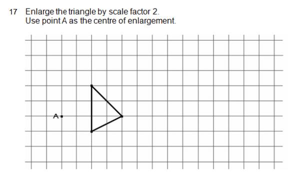 Kent College - 13 Plus Maths Sample Paper Question 18