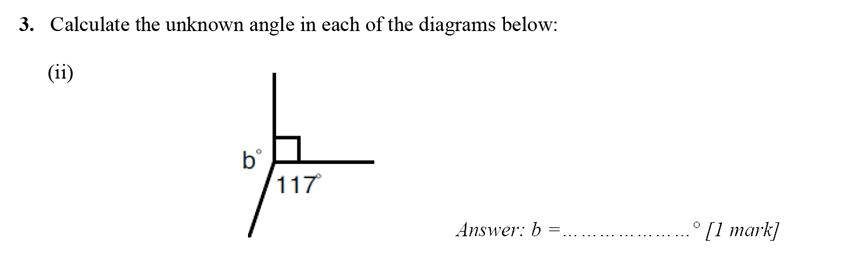 Merchant Taylors' School - 13 Plus Maths Entrance Exam 2017 Question 05