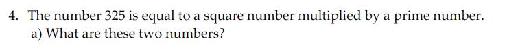 Sevenoaks School - Year 9 Maths Sample Paper 2010 Question 06