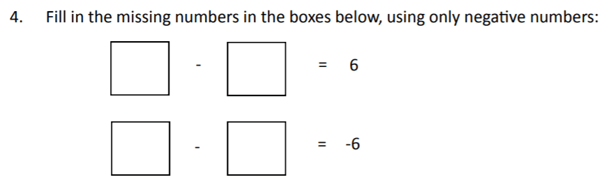 The Perse Upper School - Year 9 Maths Specimen Paper 2 Question 04