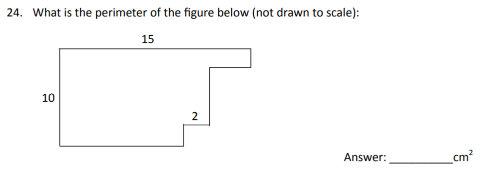 The Perse Upper School - Year 9 Maths Specimen Paper 2 Question 26