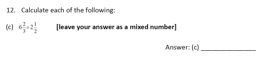 The Perse Upper School - Year 9 Maths Specimen Paper 5 Question 13