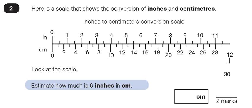 Question 02 Maths KS2 SATs Test Paper 7 - Reasoning Part C