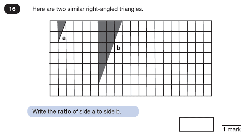 Question 16 Maths KS2 SATs Test Paper 6 - Reasoning Part C