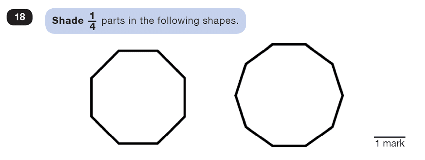 Question 18 Maths KS2 SATs Test Paper 5 - Reasoning Part B
