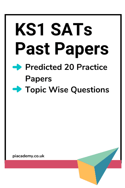 KS1 SATs Practice Papers Product