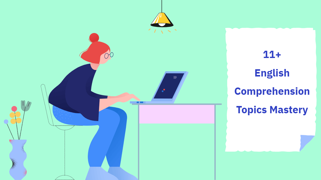 11 Plus Online School - Comprehension Crash Course