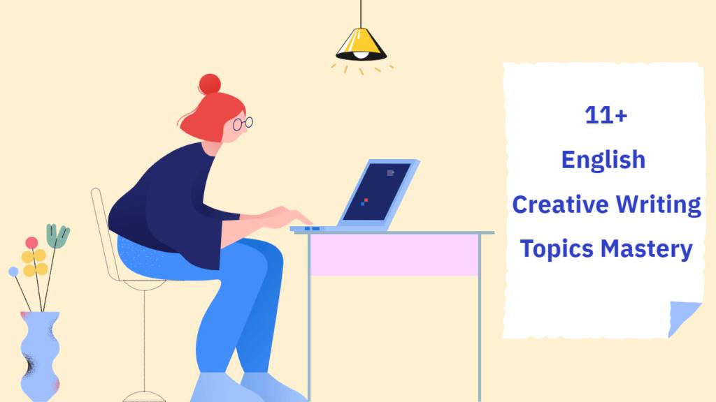 11 Plus Online School - Creative Writing Crash Course