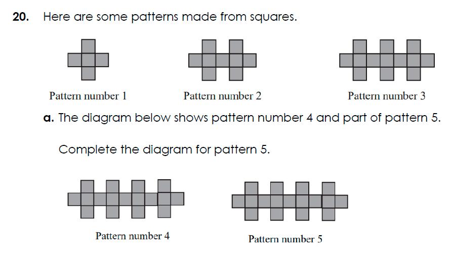 Bancroft's School - 11 Plus Maths Sample Paper 2021 entry Question 23