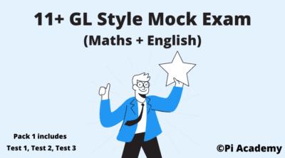 11 Plus GL Assessment Mock Exams