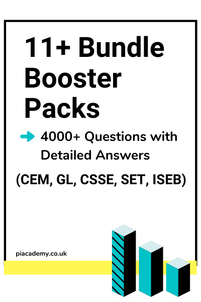 11 Plus Packs Bundle - All Access Pass
