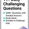 11+ Daily Practise Questions Membership