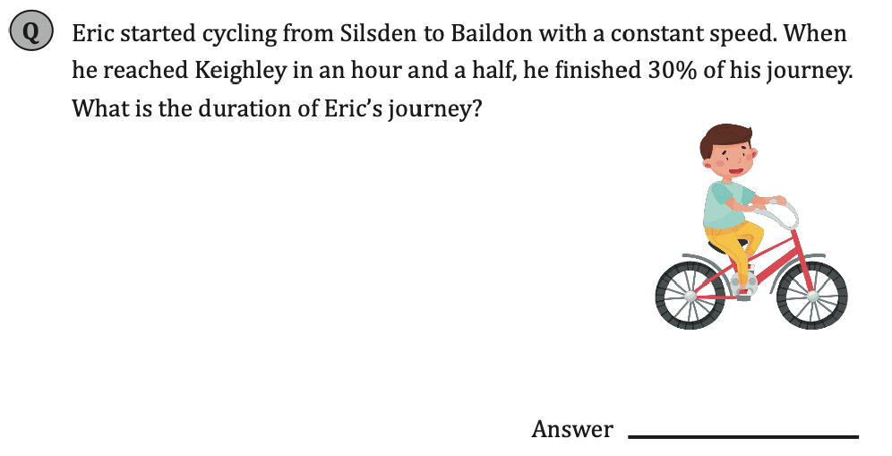 11+ Maths Challenging- Numbers - Practise Question 068 - B