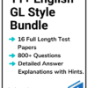 11+ English GL Practice Papers Bundle