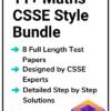 11+ Maths CSSE Practice Papers Bundle