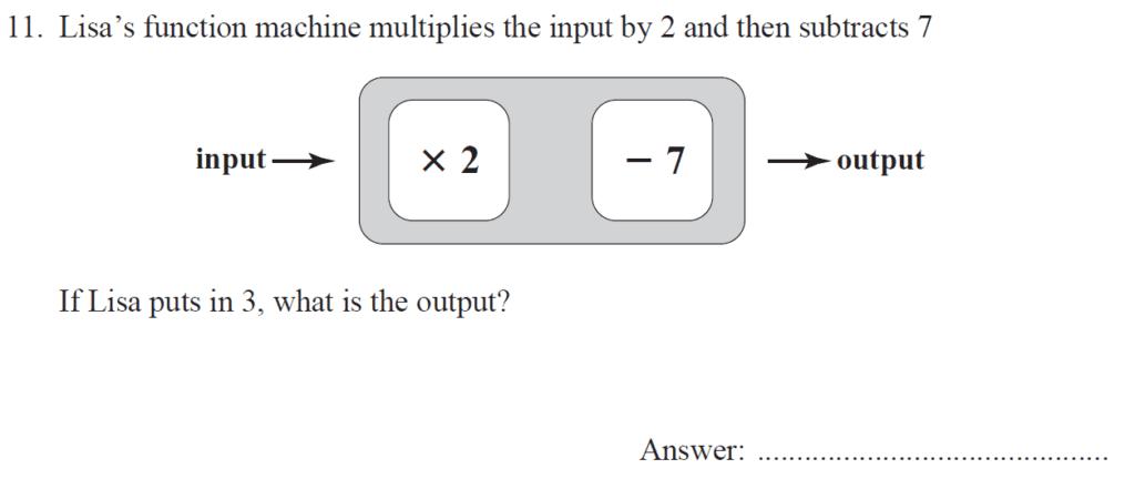 Group 1 Maths 2017 - Question 11