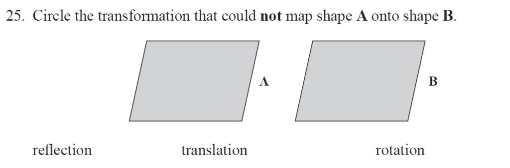 Group 1 Maths 2017 - Question 27