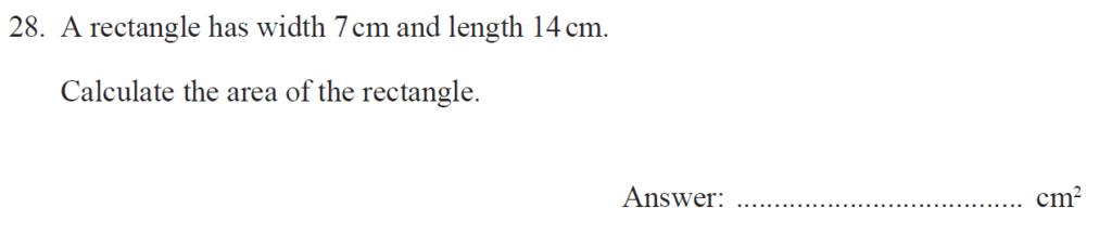 Group 1 Maths 2017 - Question 30