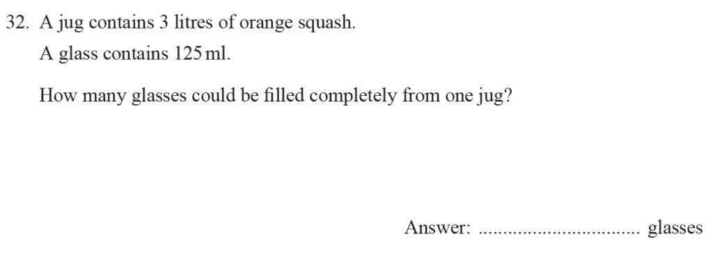Group 1 Maths 2017 - Question 35