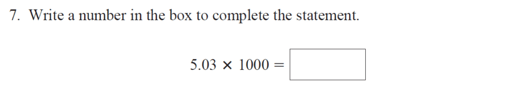 Group 2 Maths 2017 - Question 07
