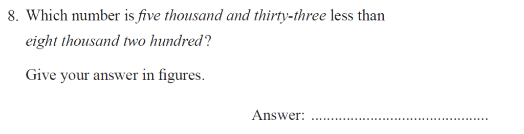 Group 2 Maths 2017 - Question 08