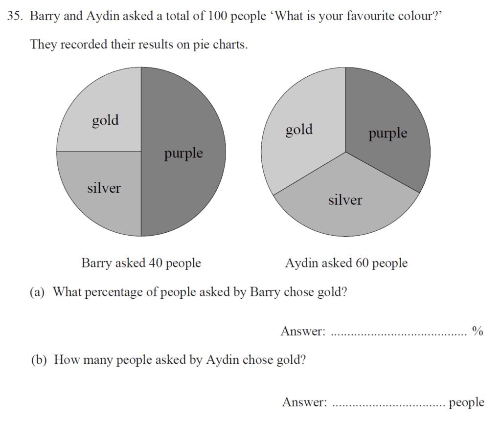 Group 2 Maths 2017 - Question 39