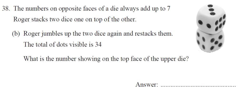 Group 2 Maths 2017 - Question 44