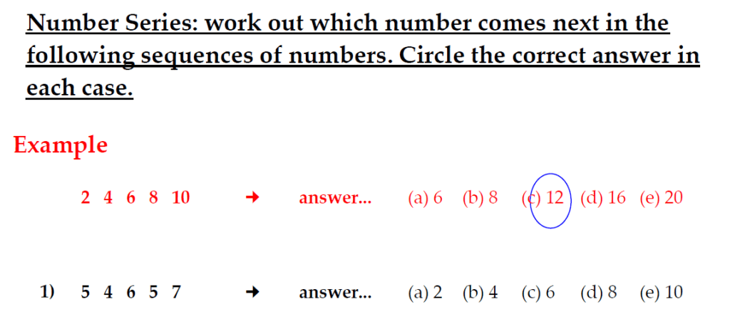 The Kings School 11 Plus Maths Entrance Examinations 2011 - Question 21