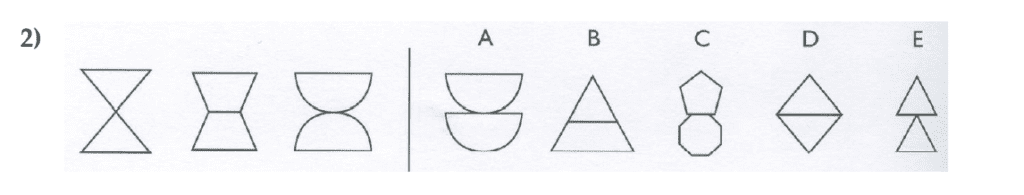 The Kings School 11 Plus Maths Entrance Examinations 2011 - Question 29