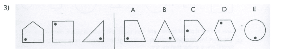 The Kings School 11 Plus Maths Entrance Examinations 2011 - Question 30