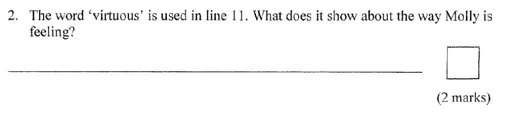 Group 1 2010 English Paper - Question 02
