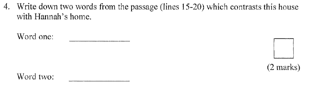 Group 1 2010 English Paper - Question 04