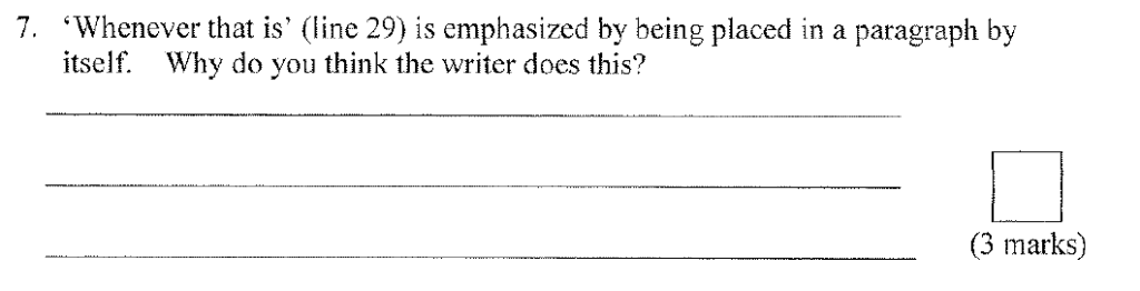 Group 1 2010 English Paper - Question 07