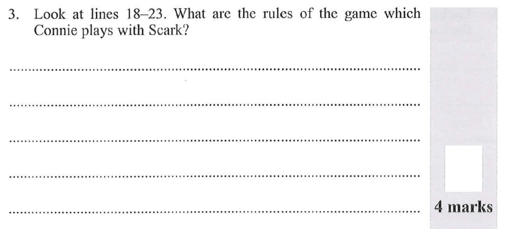 Group 1 2012 English Paper - Question 03
