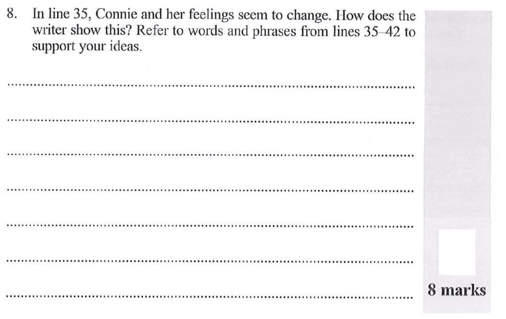 Group 1 2012 English Paper - Question 08