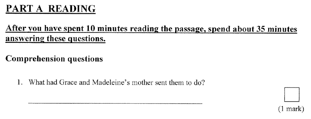 Group 2 2008 English Paper - Question 01
