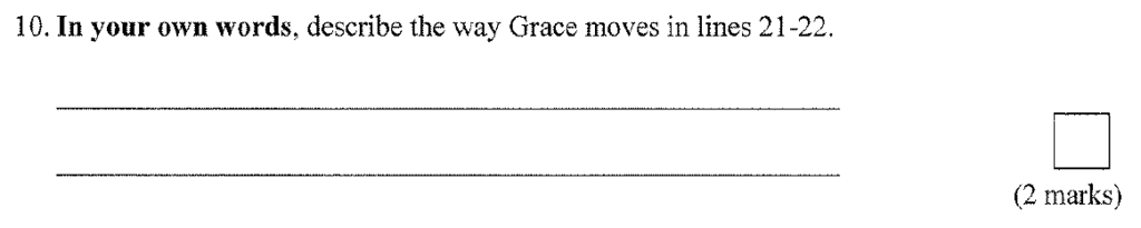 Group 2 2008 English Paper - Question 10