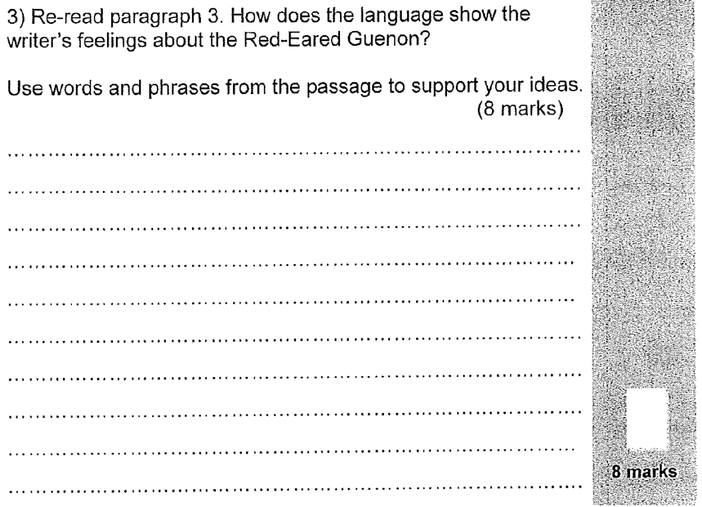 Group 2 2011 English Paper - Question 03