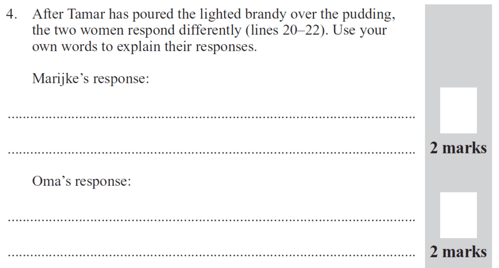 Group 2 2012 English Paper - Question 04