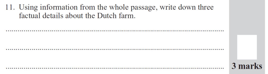 Group 2 2012 English Paper - Question 11