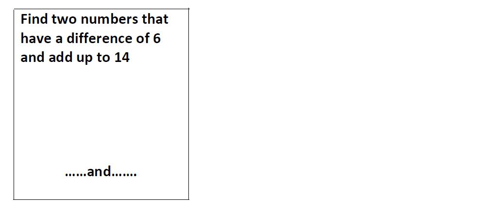 Question 11 - Reigate Grammar School 11 Plus Entrance Examination 2014